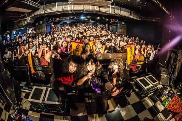 2019年8月30日 at 新宿LOFT