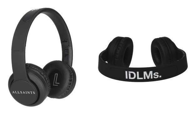 ALLSAINTS x IDLMs. コラボレーションヘッドフォン