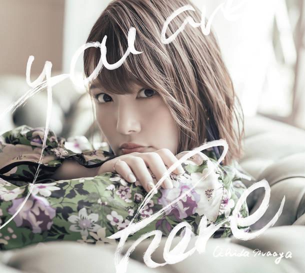 ミニアルバム『you are here』【BD付・初回限定盤】