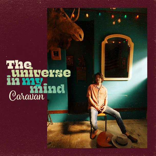 アルバム『The Universe in my Mind』