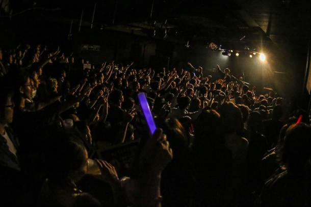 9月6日@代官山LOOP photo by 冨田味我