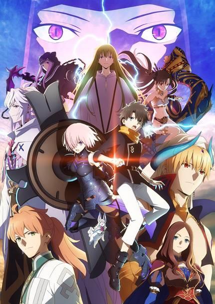 TVアニメ『Fate/Grand Order -絶対魔獣戦線バビロニア-』(c)TYPE-MOON / FGO7 NIME PROJECT