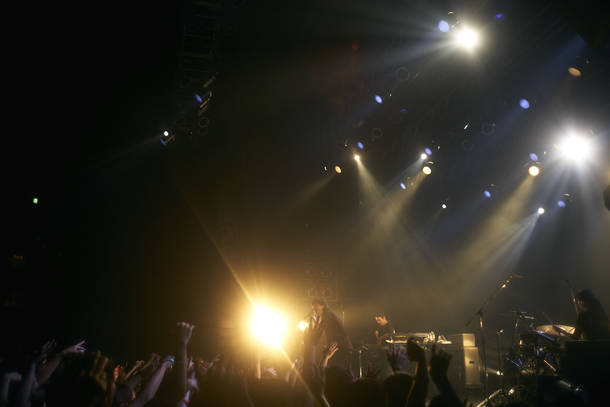 8月30日 at TSUTAYA O-EAST