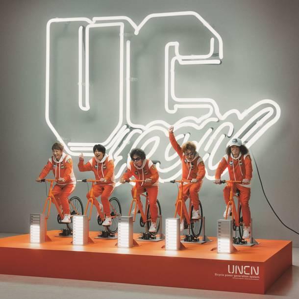 アルバム『UC100W』【通常盤】(CD)