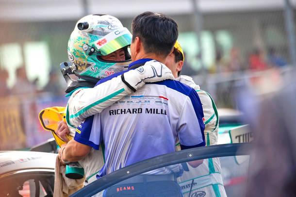 9月8日@『SUPER GT第6戦』決勝