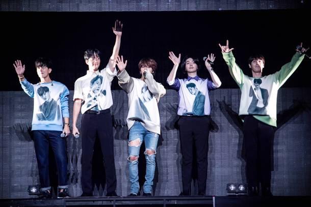 9月9日、10日@東京・TOKYO DOME CITY HALL