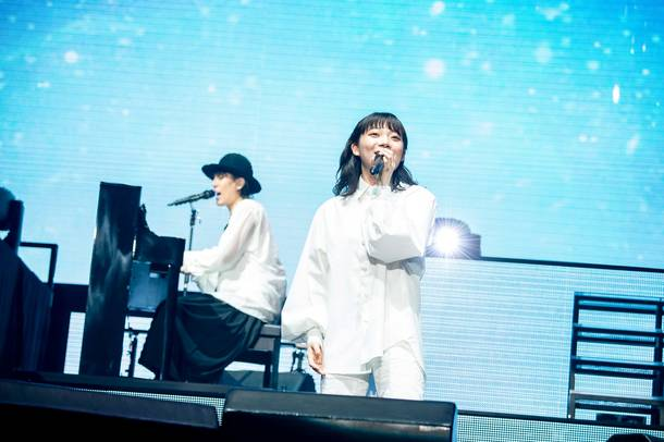 8月28日 at 横浜アリーナ