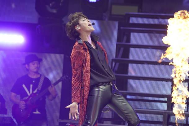 【宮野真守 ライヴレポート】 『MAMORU MIYANO  ASIA LIVE TOUR 2019  〜BLAZING!〜』 2019年9月8日@横浜アリーナ