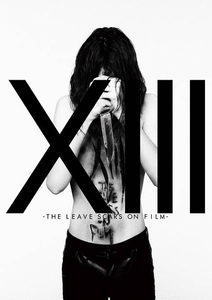 DVD『HALL TOUR'19 「Xlll-THE LEAVE SCARS ON FILM-」』