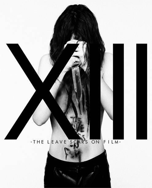 Blu-ray『HALL TOUR'19 「Xlll-THE LEAVE SCARS ON FILM-」』