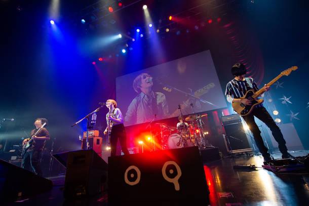 9月14日(土)@新木場スタジオコースト(ポルカドットスティングレイ)