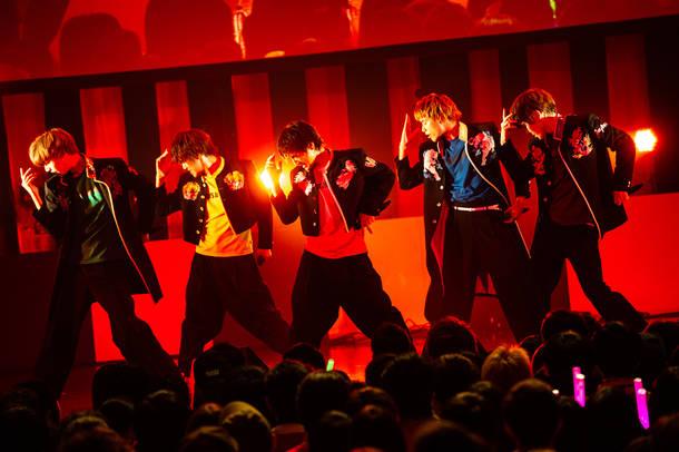 9月14日(土)@新木場スタジオコースト(BOYS AND MEN)