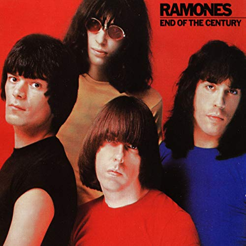 「Do You Remember Rock'n'Roll Radio?」収録アルバム『End Of The Century』/RAMONES