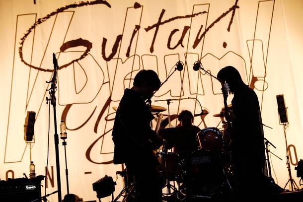【Base Ball Bear ライヴレポート】『Guitar!Drum!Bass!Tour ~日比谷ノンフィクションVIII~』 2019年9月15日  at 日比谷野外大音楽堂