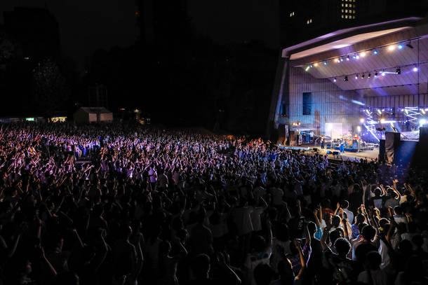 9月15日 at 日比谷野外大音楽堂