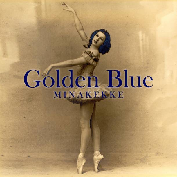 MINAKEKKE『Golden Blue』