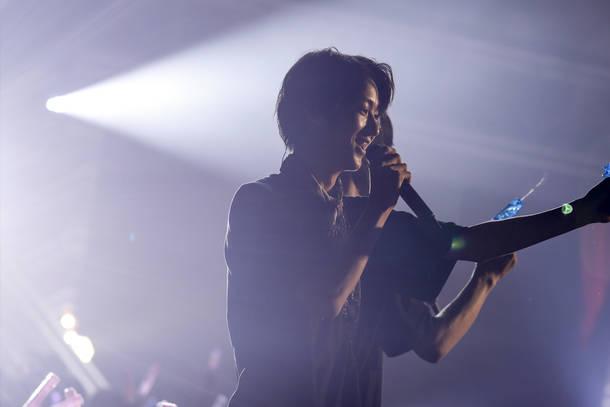 9月21日@Zepp Tokyo photo by 小坂茂雄