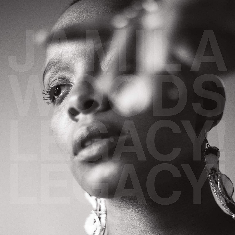 「EARTHA」収録アルバム『Legacy! Legacy!』/JAMILA WOODS