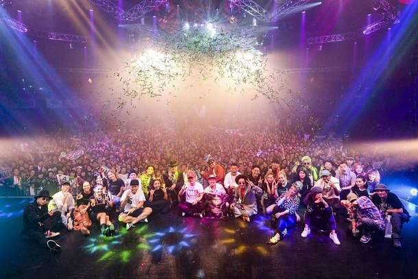 9月21日(土)@『渋谷レゲエ祭~レゲエ歌謡祭2019~』 photo by 岸田哲平