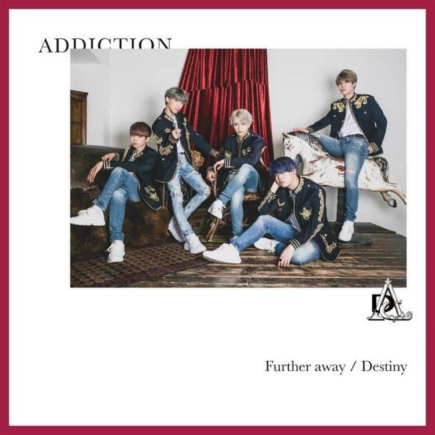 シングル「Further away/Destiny」【初回限定盤B】