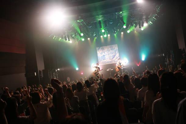 9月26日@東京・Mt.RAINER HALL SHIBUYA PLEASURE PLEASURE photo by 鈴木友莉