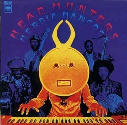 『Head Hunters』('73)/Herbie Hancock