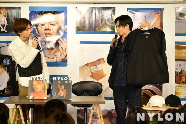 9月27日@HMV&BOOKS SHIBUYA