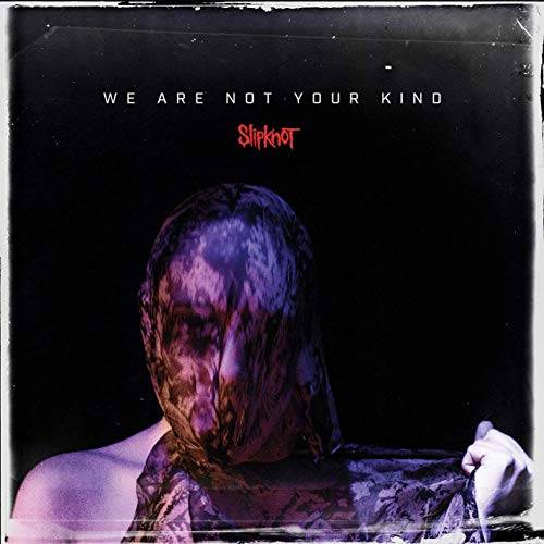 「Solway Firth」収録アルバム『WE ARE NOT YOUR KIND』/SLIPKNOT