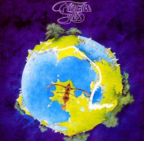 『Fragile』('71)/Yes