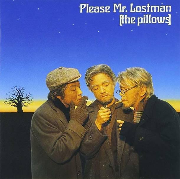 「ストレンジ カメレオン」、「Swanky Street」収録アルバム『Please Mr.Lostman』