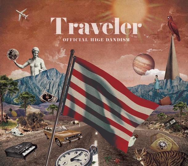 アルバム『Traveler』【初回限定盤】