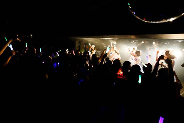 6月15日@GARRET udagawa(渋谷)  with elfin