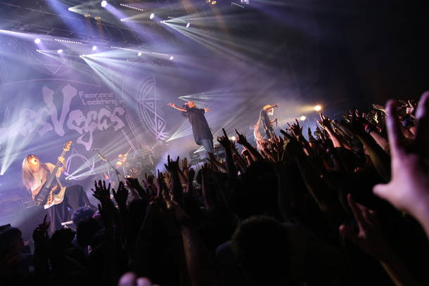 【Fear, and Loathing in Las Vegasライヴレポート】
