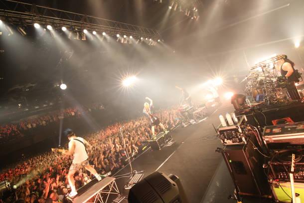 9月23日 at Zepp DiverCity Tokyo