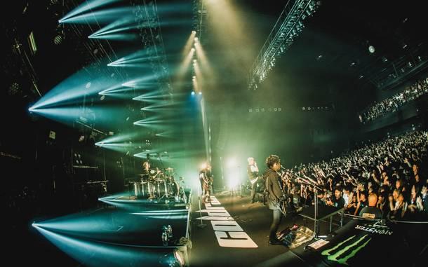 10月4日 at Zepp DiverCity Tokyo