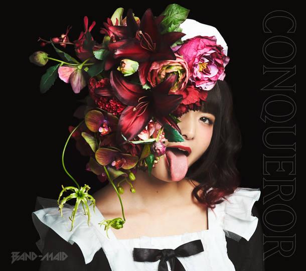 アルバム『CONQUEROR』【初回生産限定盤A】(CD+Blu-ray)