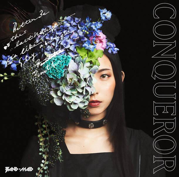 アルバム『CONQUEROR』【初回生産限定盤B】(CD+DVD)