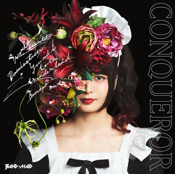 アルバム『CONQUEROR』【通常盤】(CD)