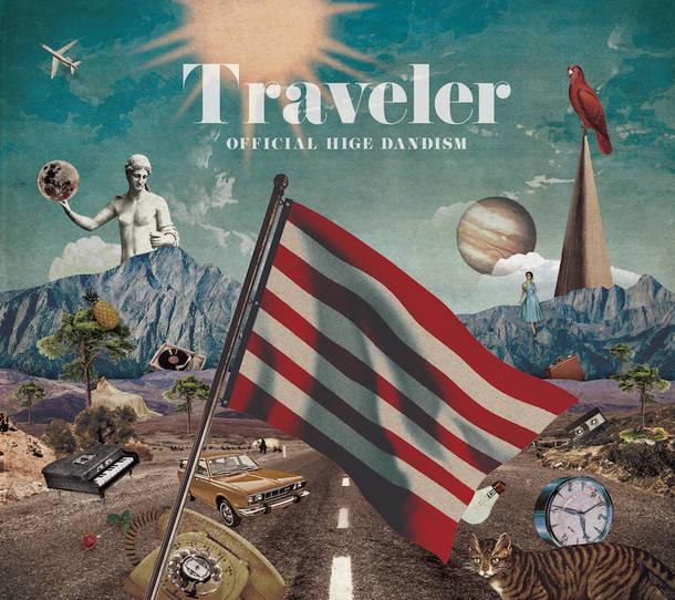 アルバム『Traveler』【通常盤】