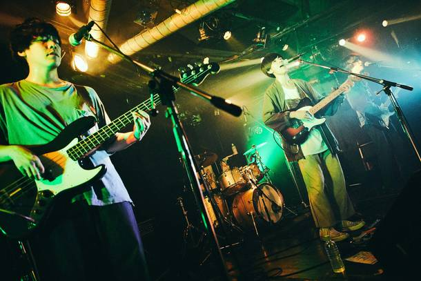 10月11日@下北沢GARAGE(The Songbards)