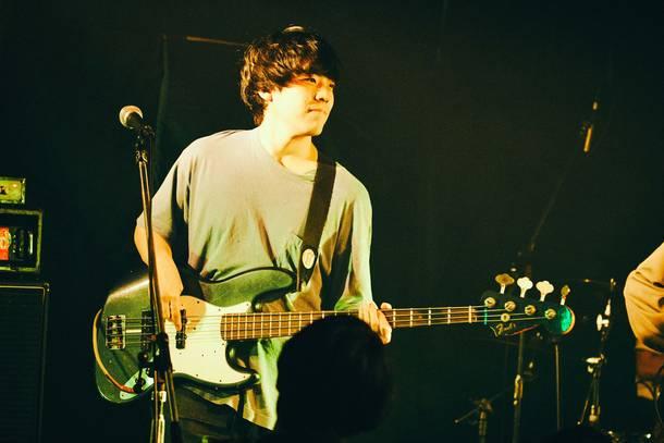 10月11日@下北沢GARAGE(The Songbards)