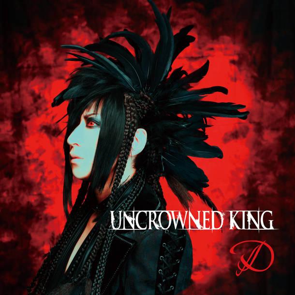 シングル「UNCROWNED KING」【通常盤(TYPE-B)】(CD)