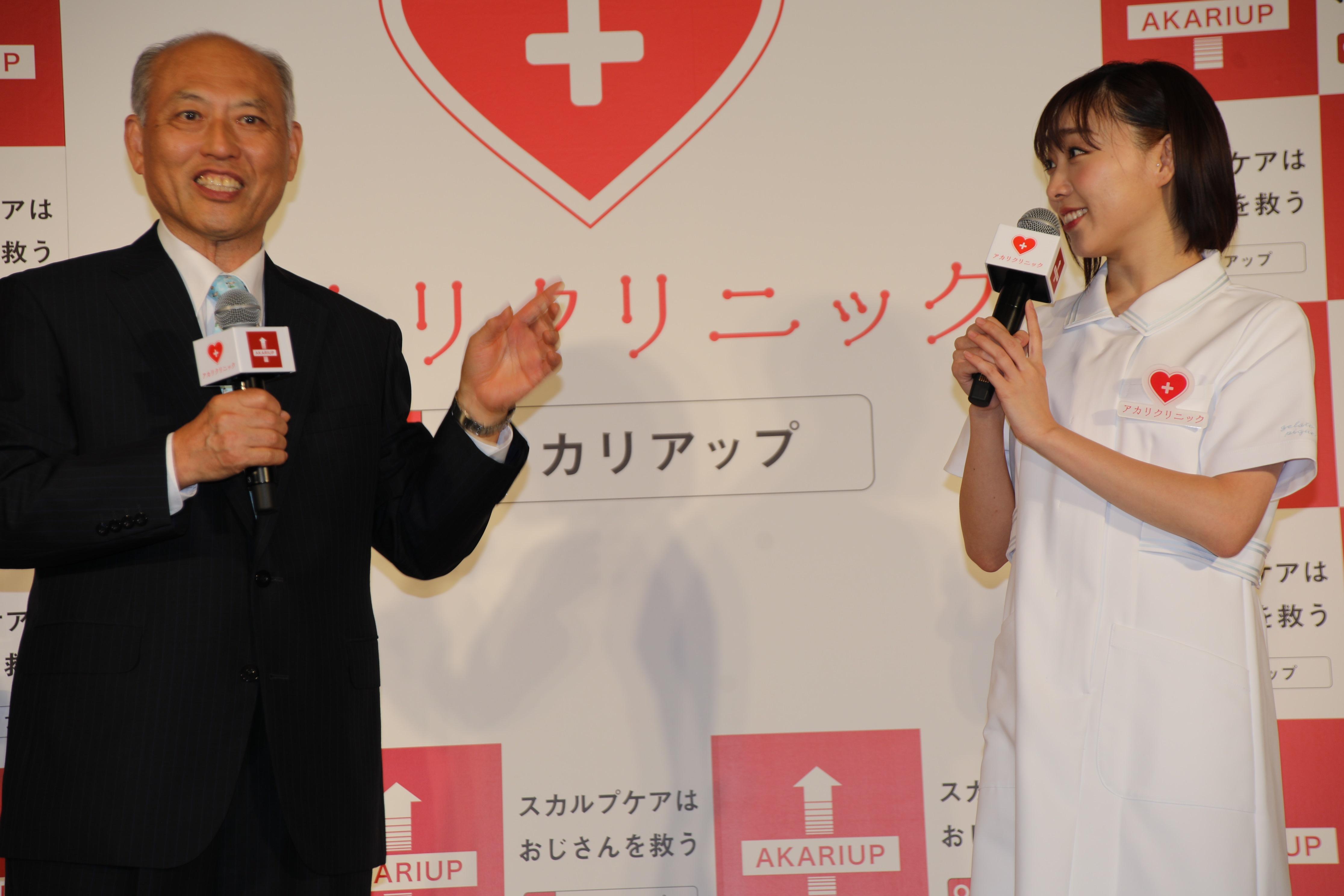 須田亜香里と舛添要一氏