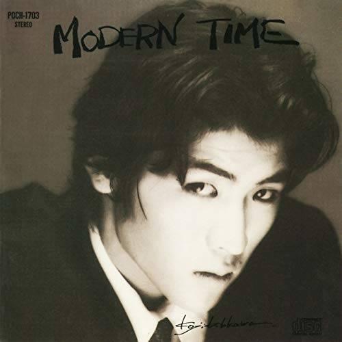 『MODERN TIME』('86)/吉川晃司