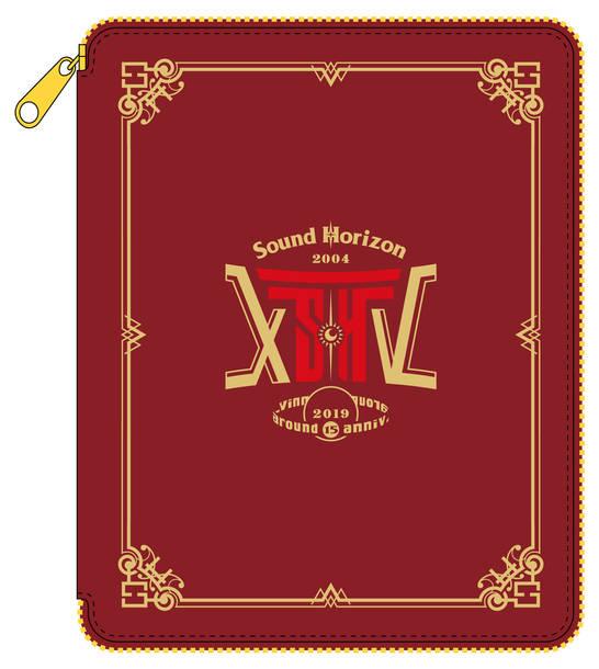 Sound Horizon Around 15th Anniversary 手帳カバー