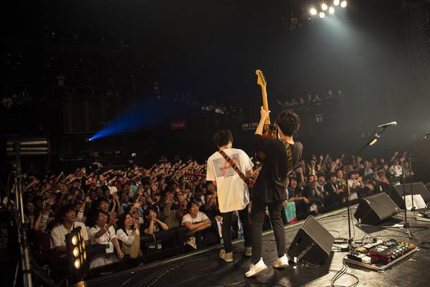 10月26日(土)@マイナビBLITZ赤坂(サイダーガール)