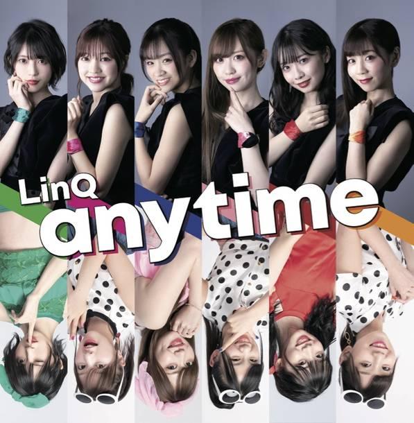 ミニアルバム『anytime』【バリバリふつう盤】(CD)