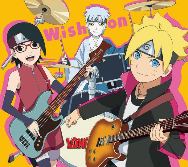 シングル「Wish on」【期間生産限定盤】