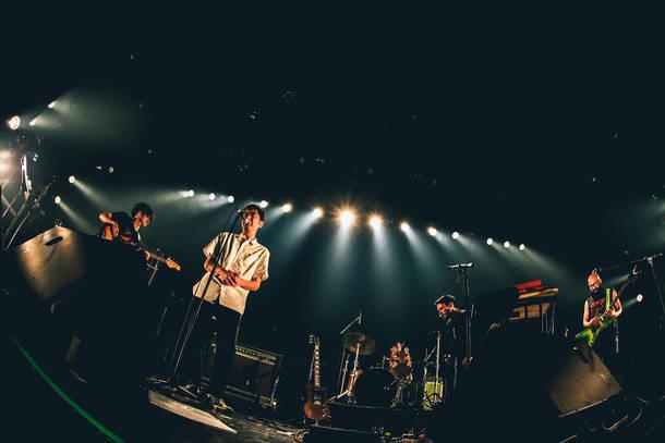 2019年10月25日 at マイナビBLITZ赤坂(LEO IMAI+向井秀徳)