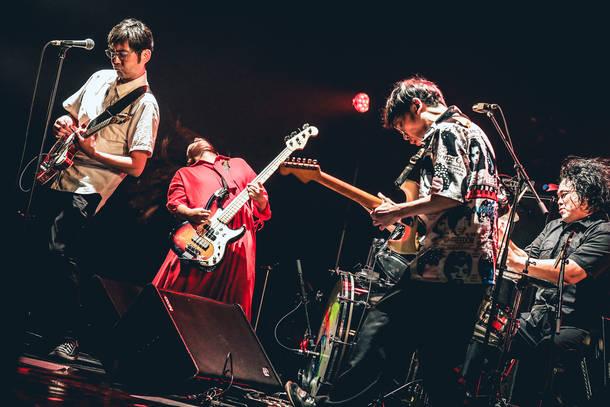 2019年10月25日 at マイナビBLITZ赤坂(ZAZEN BOYS)